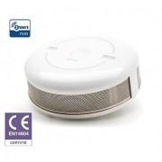 Detektor dima Fibaro certified CE EN 14604 Z-Wave Plus