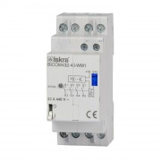 Bistable switch 32A for Smart Meter - QUBINO (Iskra)