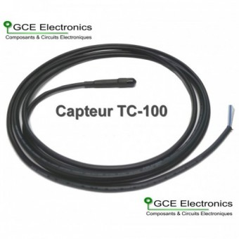 Temperature sensor TC-100 -GCE Electronic