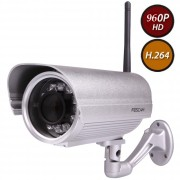 Outdoor fixed IP Camera H.264 70º 30 meters